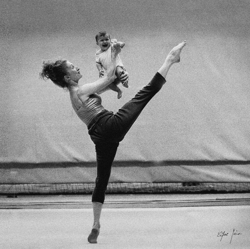 Feleségem, Katával (Lőrinc Kati táncol, 1996)
