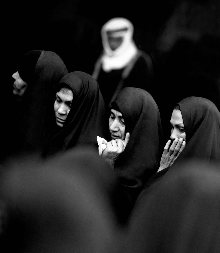 Iraki asszonyok / Women from Iraque (Bagdad, 1975)